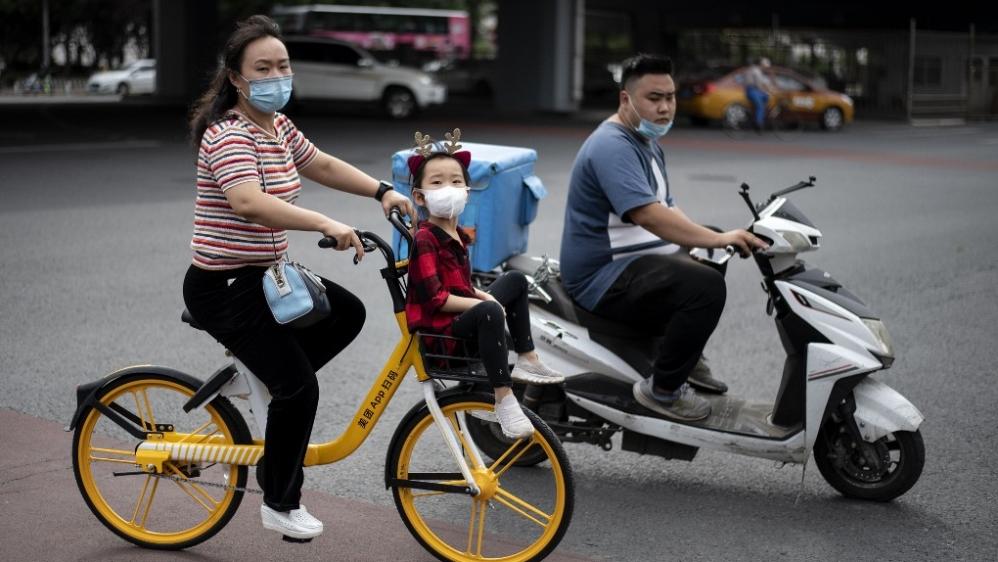 Coronavirus Beijing China
