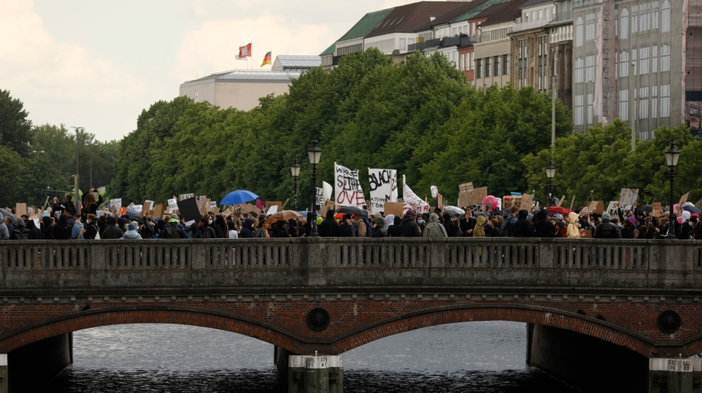 hamburg protest