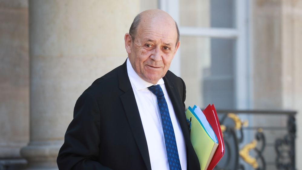 French government attend the weekly cabinet meeting at the Elysee Palace in Paris
