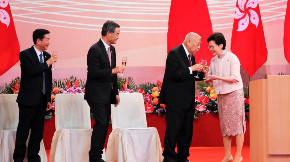 Hong Kong marks handover anniversary beneath shadow of safety legislation thumbnail