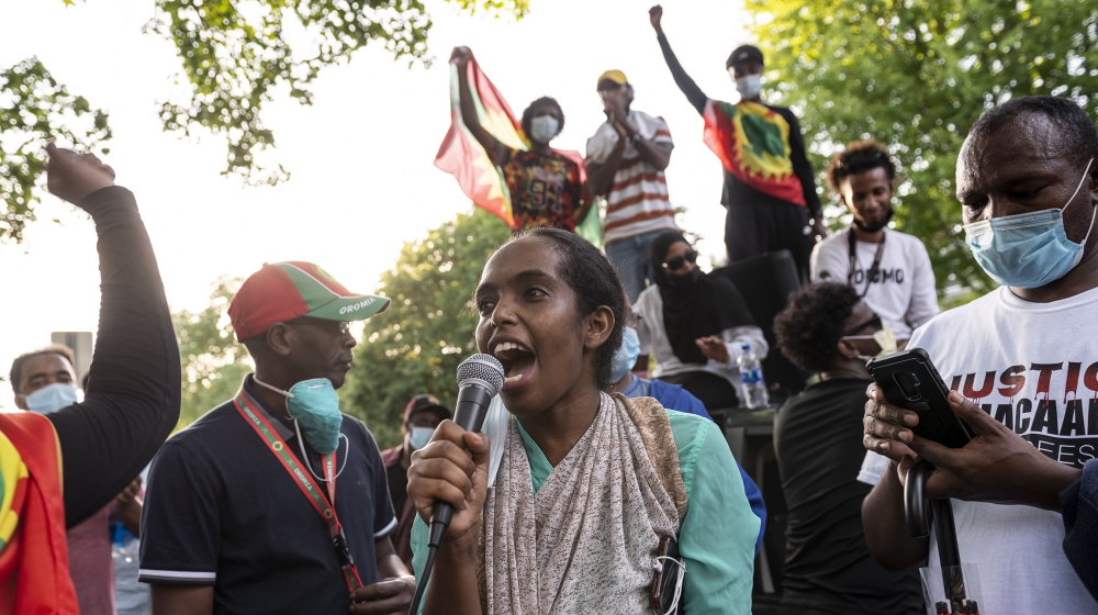 Ethiopia: Military deployed after more than 80 killed in protests thumbnail