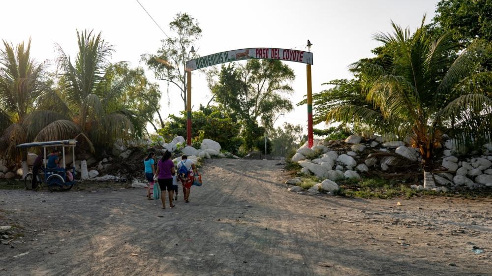 Guatemala mexico border