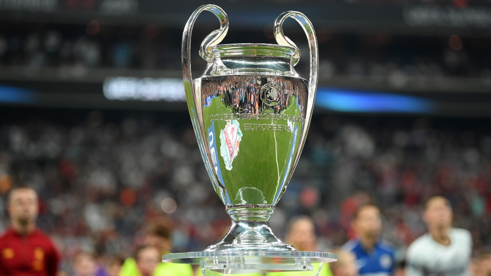 Champions League to resume behind closed doors in August