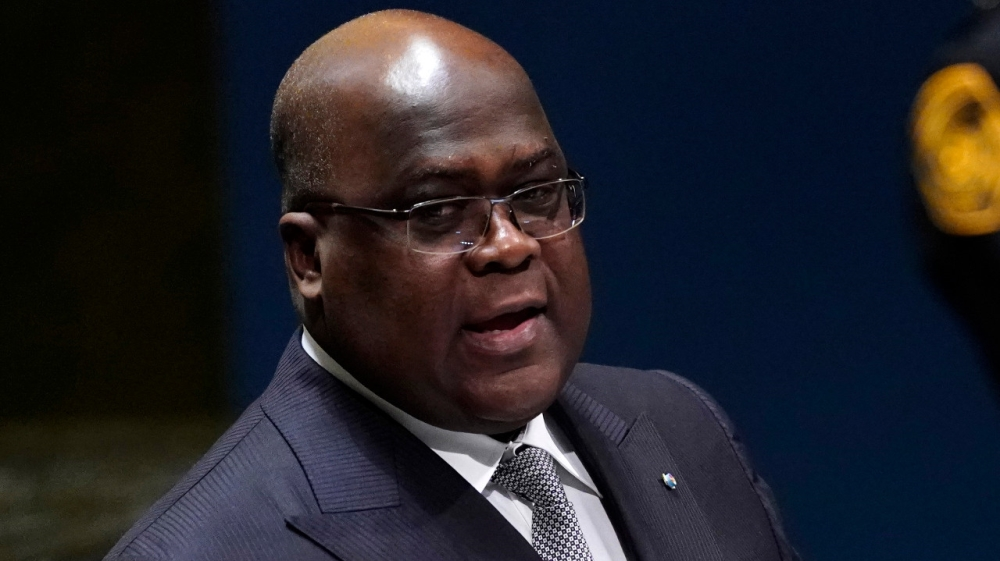 DR Congo Justice Minister Celestin Tunda resigns after dispute