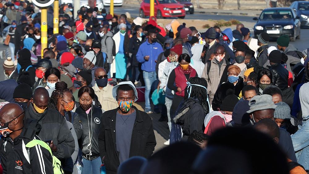 South Africa extends coronavirus restrictions: Live updates