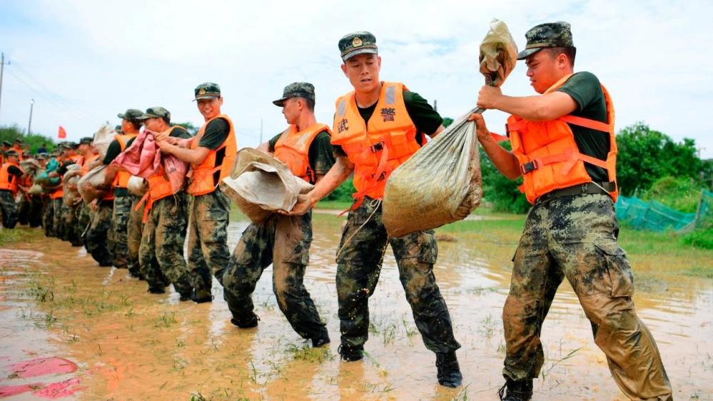 China - Flooding