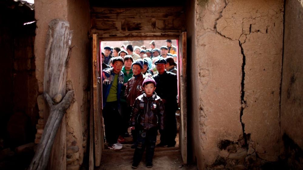 China rural poverty