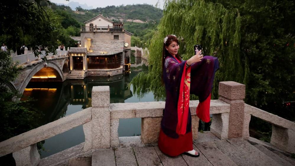 China - tourist
