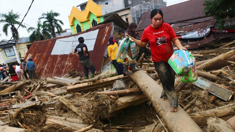 INDONESIA FLASH FLOOD