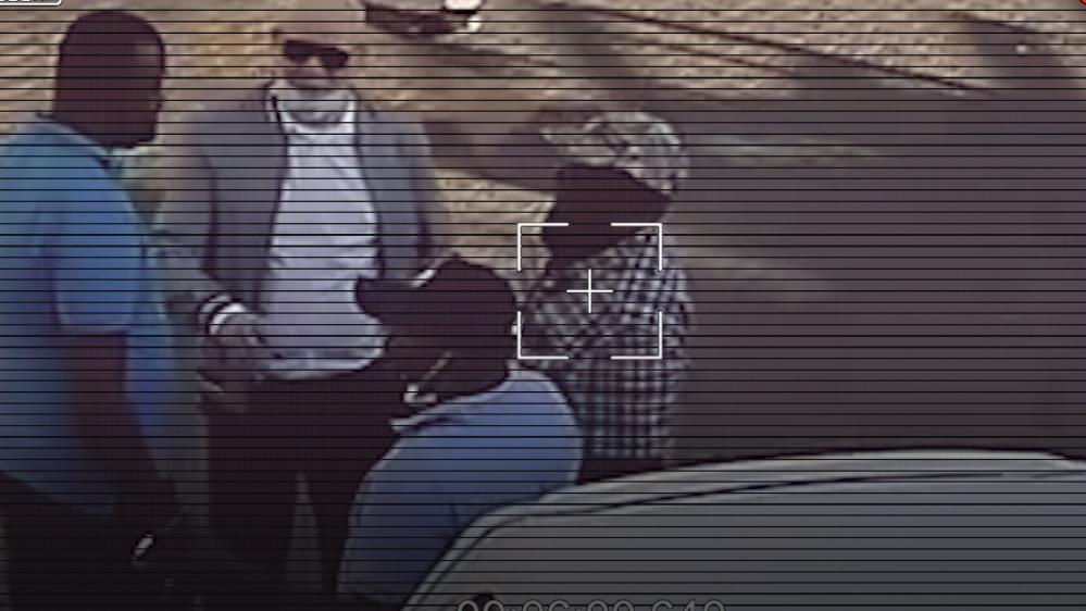Namibia CCTV footage