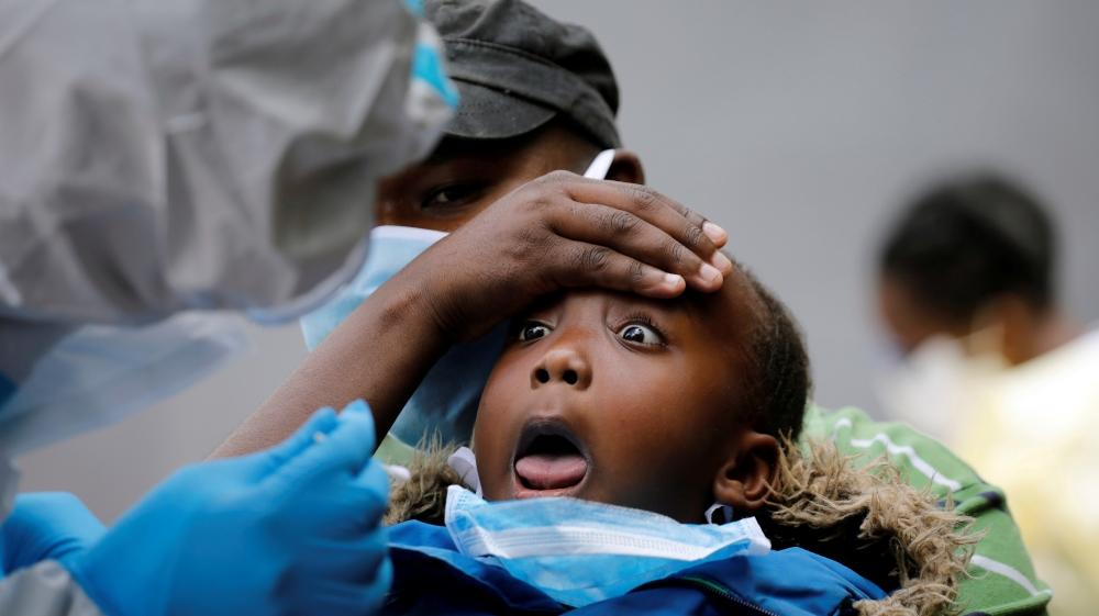 The spread of the coronavirus disease (COVID-19) in Nairobi