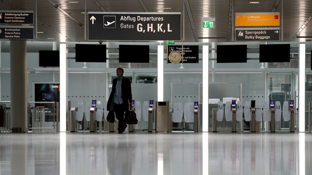 Lufthansa, Hammered By Coronavirus Fallout, To Receive Government Aid