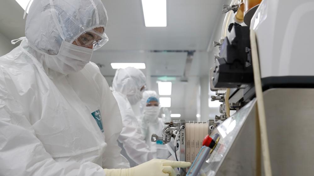 Scientists develop a vaccine against the coronavirus disease