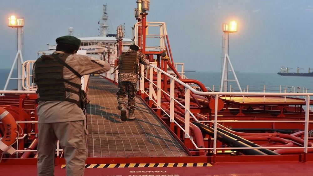 Iran detains UAE ship and its crew: State TV – Al Jazeera English