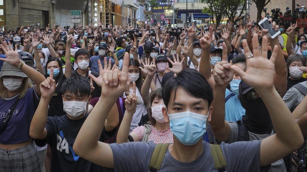 China warns UK over citizenship offer to Hong Kong people thumbnail