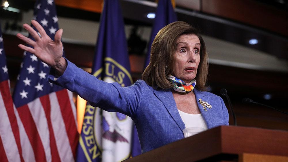 US  should put sanctions on Russian intelligence, defense sectors - Pelosi