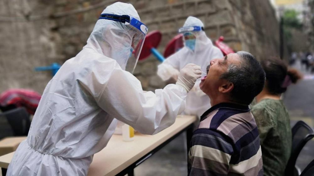Coronavirus - Urumqi