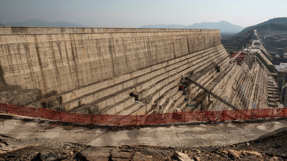 Ethiopia's leader hails 1st filling of massive, disputed dam