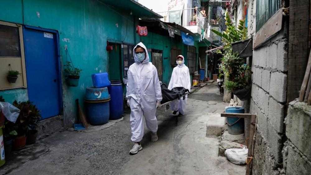 Coronavirus - Manila
