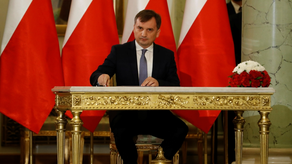 Poland faces 'consequences' if exits women's rights treaty