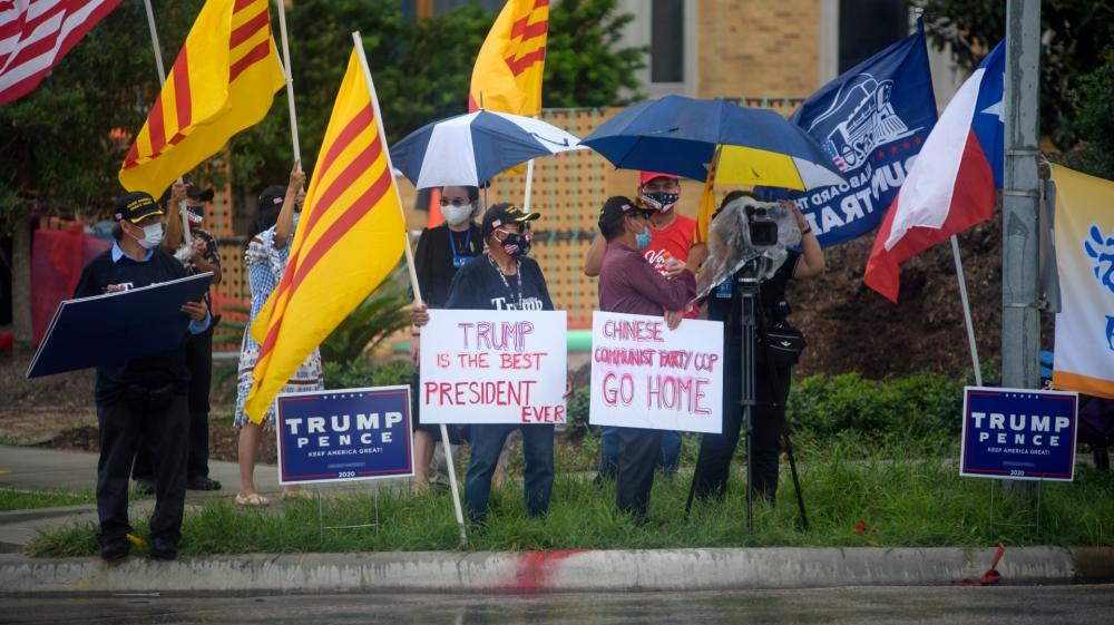 US - CHINA - POLITICS - DIPLOMACY