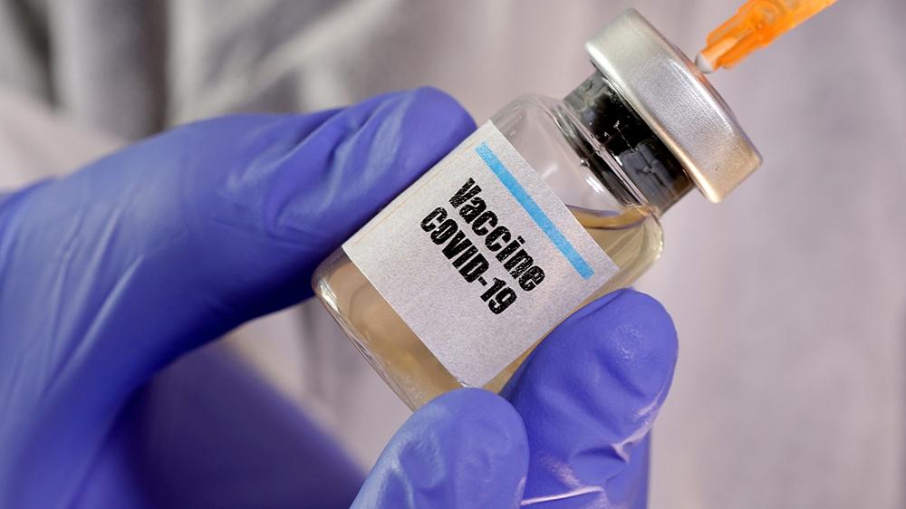 outside image - corona vaccine