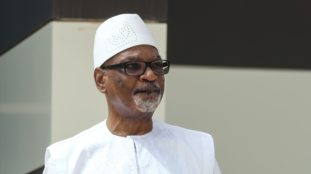 Mali's Keita appoints ministers to end crisis; opposition unmoved thumbnail