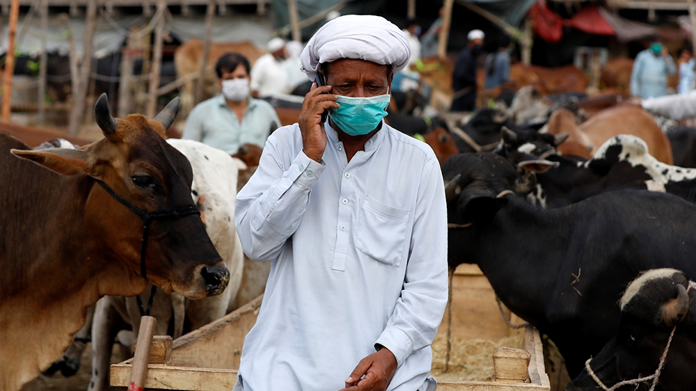 Pakistan Eid coronavirus