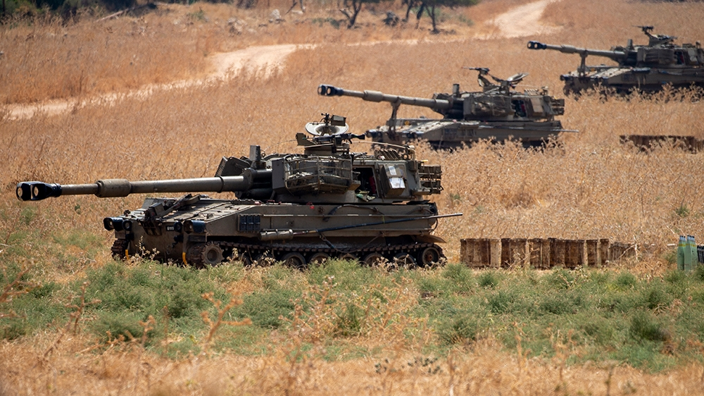 Lebanon's Hezbollah accuses Israel of fabricating border clash thumbnail