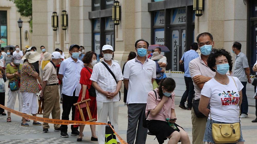 China reports most coronavirus cases since April: Live updates thumbnail