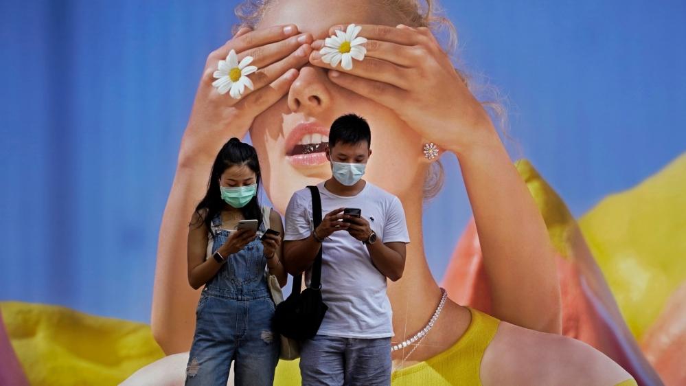 Hong Kong 'on brink of large-scale' coronavirus outbreak thumbnail
