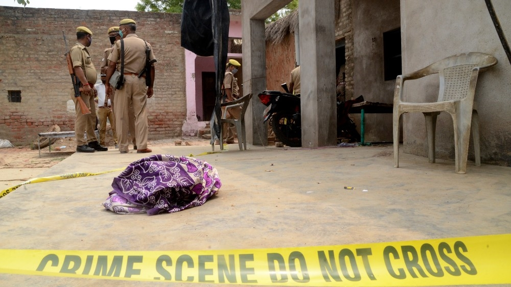 Indian law enforcement officials killed in ambush by legal gang thumbnail