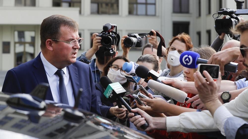 Belarus probes Russian mercenaries for 'terror' plot
