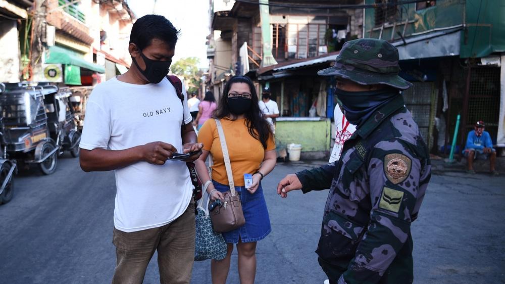 'Endure some more': Philippines extends coronavirus lockdown