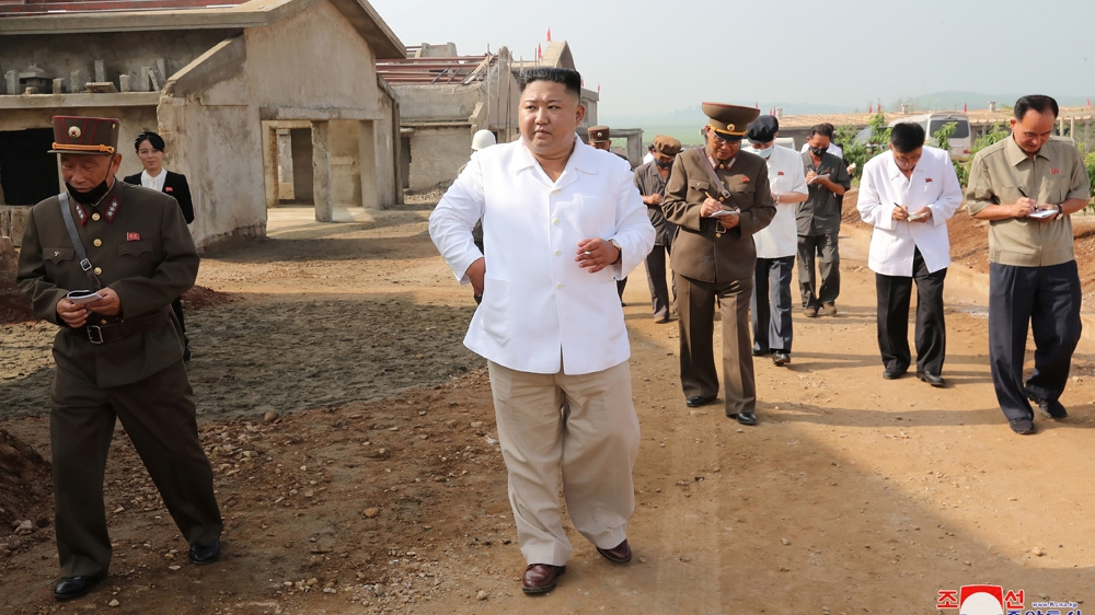 North Korea lifts virus lockdown in city, rejects foreign aid thumbnail