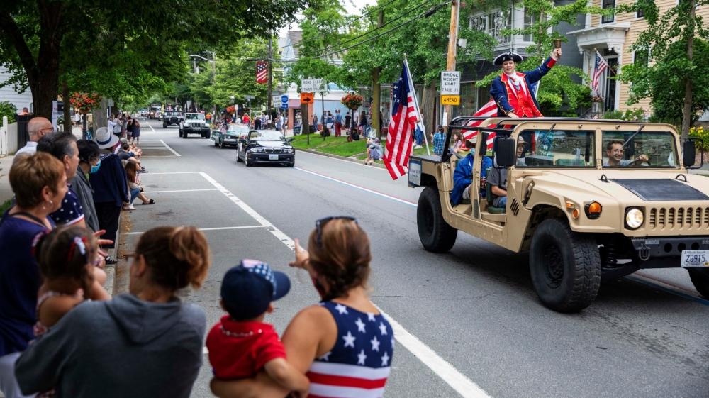 US marks subdued Fourth of July as coronavirus circumstances surge thumbnail