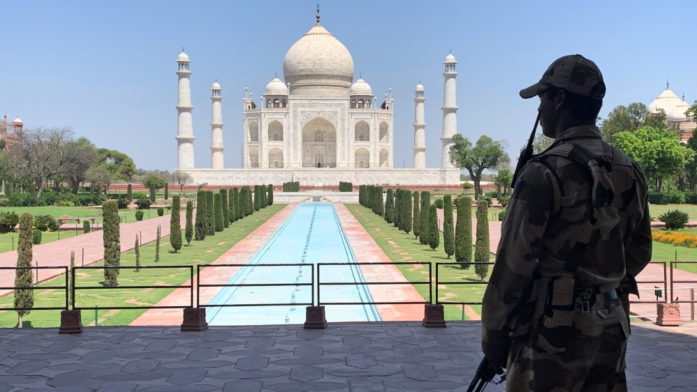Taj Mahal to reopen after 6 months as India COVID-19 cases soar
