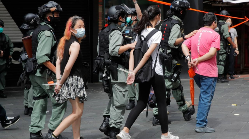 China Bashes Canada Over 'Unwarranted Comments' on Hong Kong Security Law