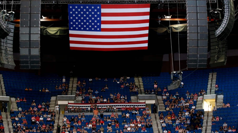 Trump official: Unclear if RNC can be safely held in Florida thumbnail