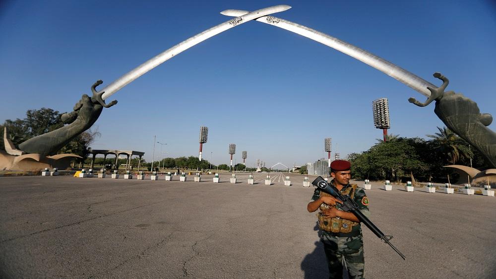 Iran-backed armed group denies Iraq rocket assault on US pursuits thumbnail