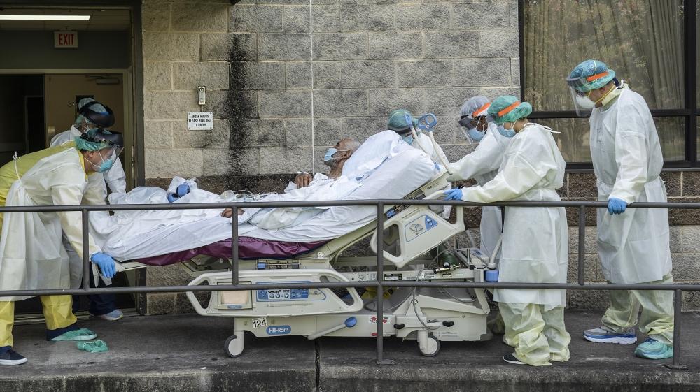 U.S. Coronavirus Deaths Pass 130,000