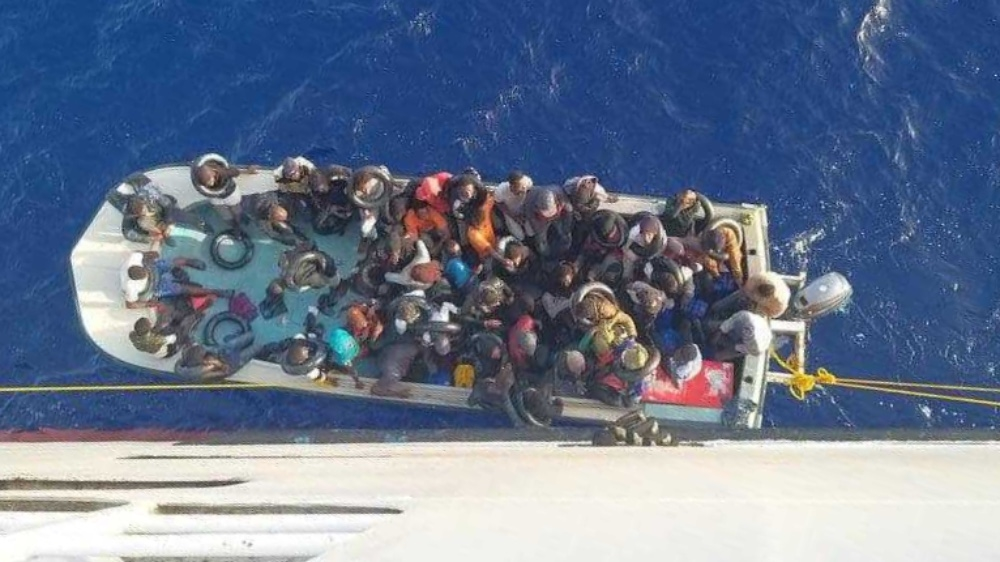 Conservation Africa News - Stranded migrants DO NOT USE