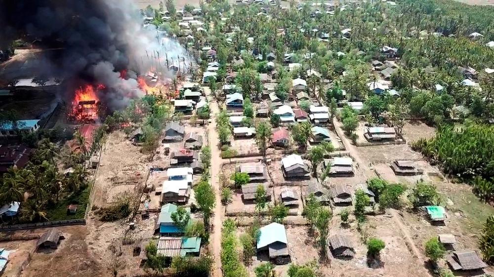 Myanmar air raids 'that killed kids quantity to struggle crimes' thumbnail