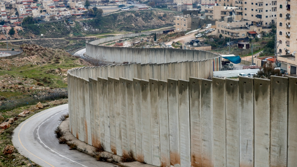 In Pictures: Israel's illegal separation wall still divides