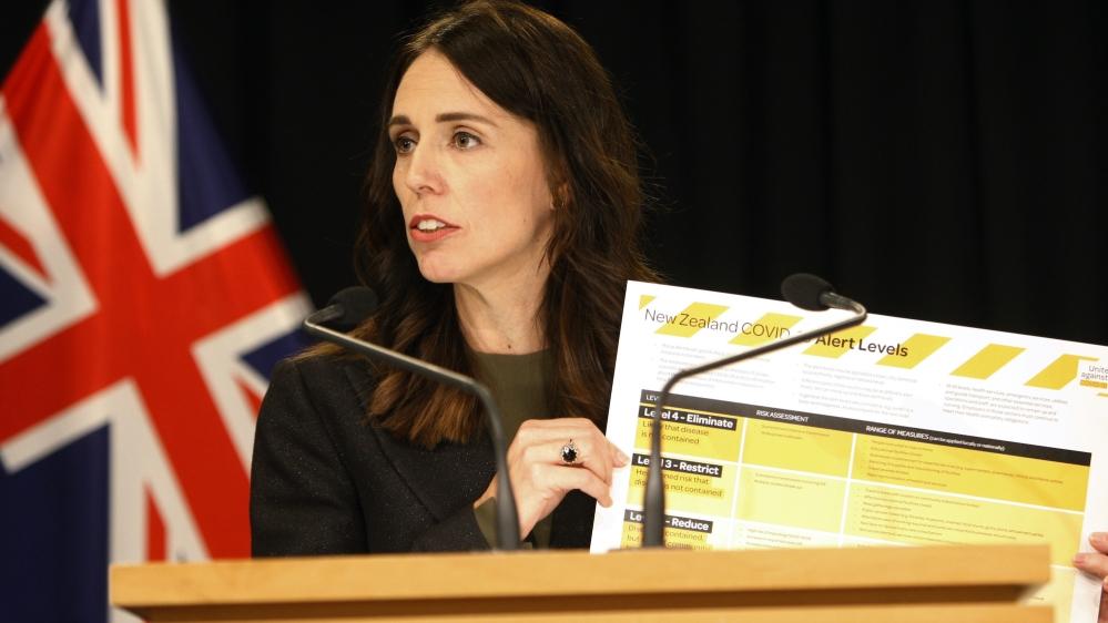 New Zealand Prime Minister AP Photo