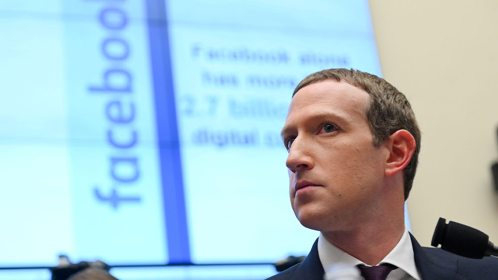 Facebook to limit political advertisements before US elections thumbnail