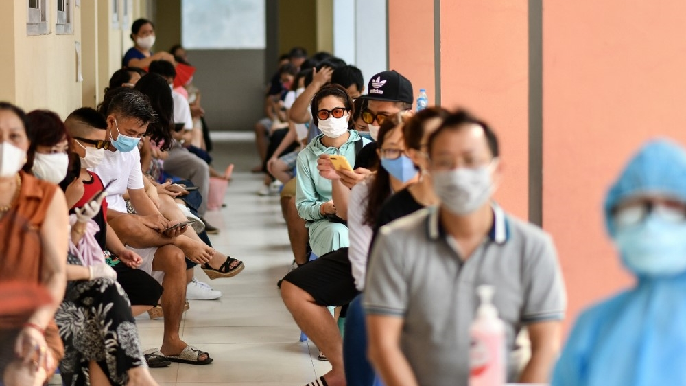 VIETNAM - HEALTH - VIRUS