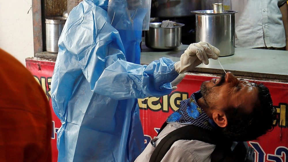 India sees highest daily jump in coronavirus cases: Live updates thumbnail