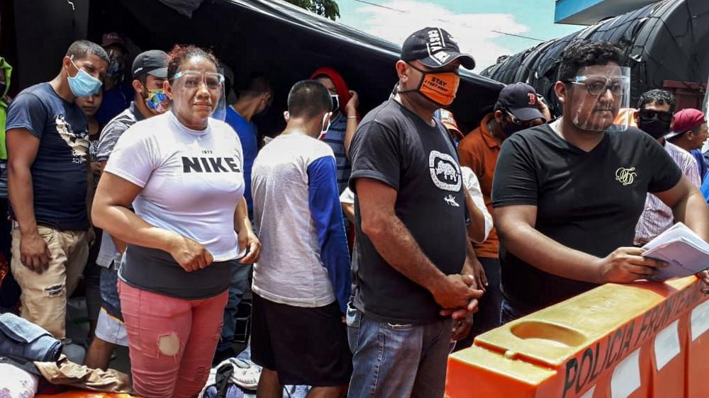 COSTA RICA - SALUD - VIRUS - MIGRANTE