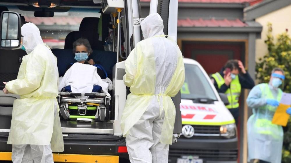 Australia sees deadliest day of coronavirus pandemic: Live - aljazeera